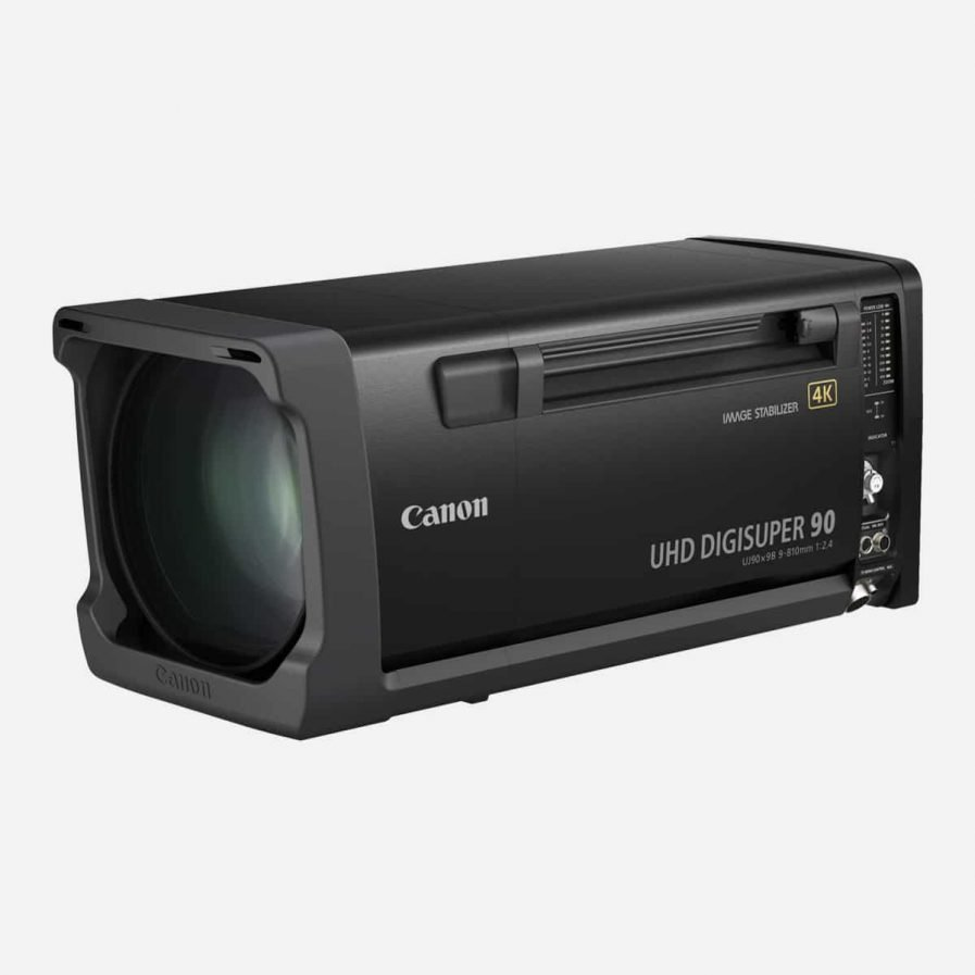 Canon UJ90 UHD DIGISUPER 90 4K lens