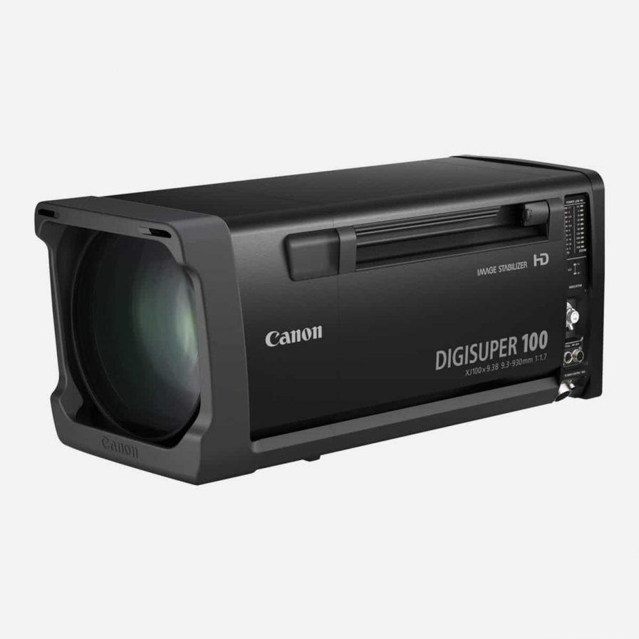 Canon XJ100 x 9.3BIE D DIGISUPER HD Lens