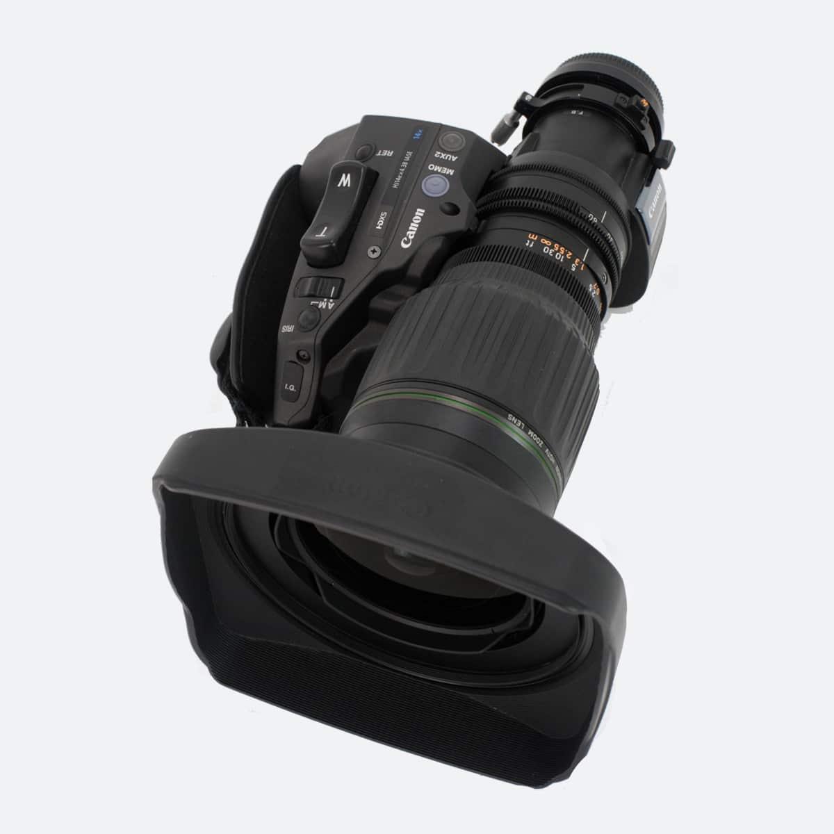 Canon HJ14 ex4.3B IASE HD lens