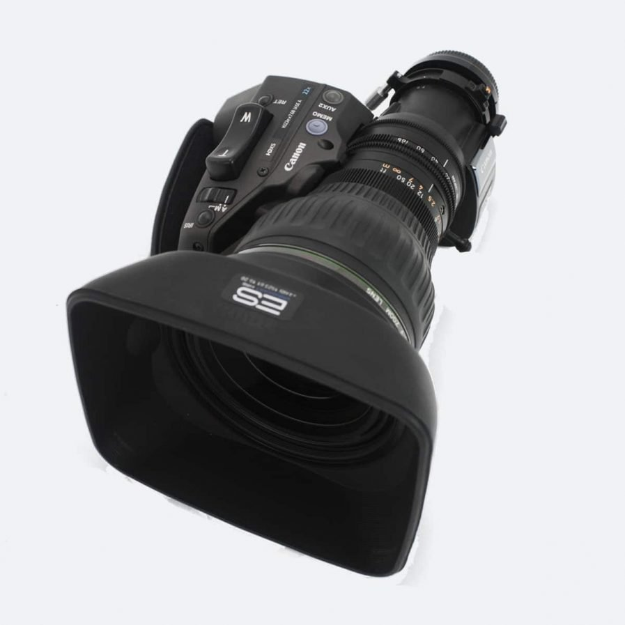 Canon HJ22 ex7.6B IASE HD Lens