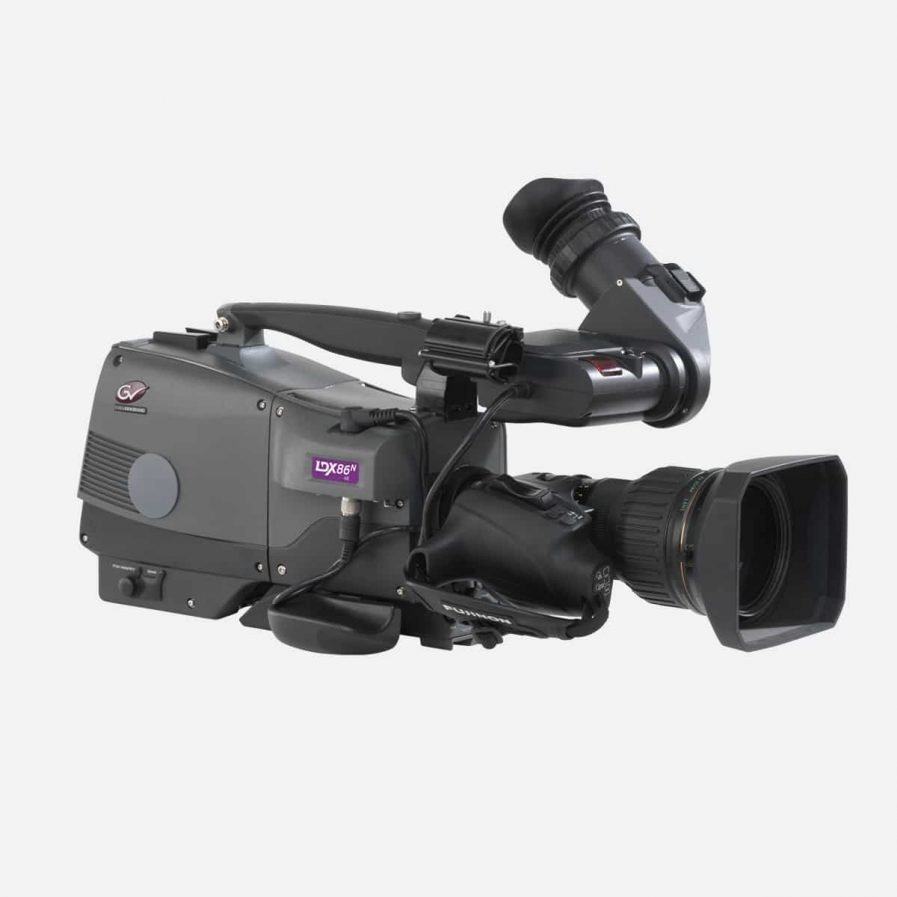 Grass Valley LDX-86 HD Camera Channel