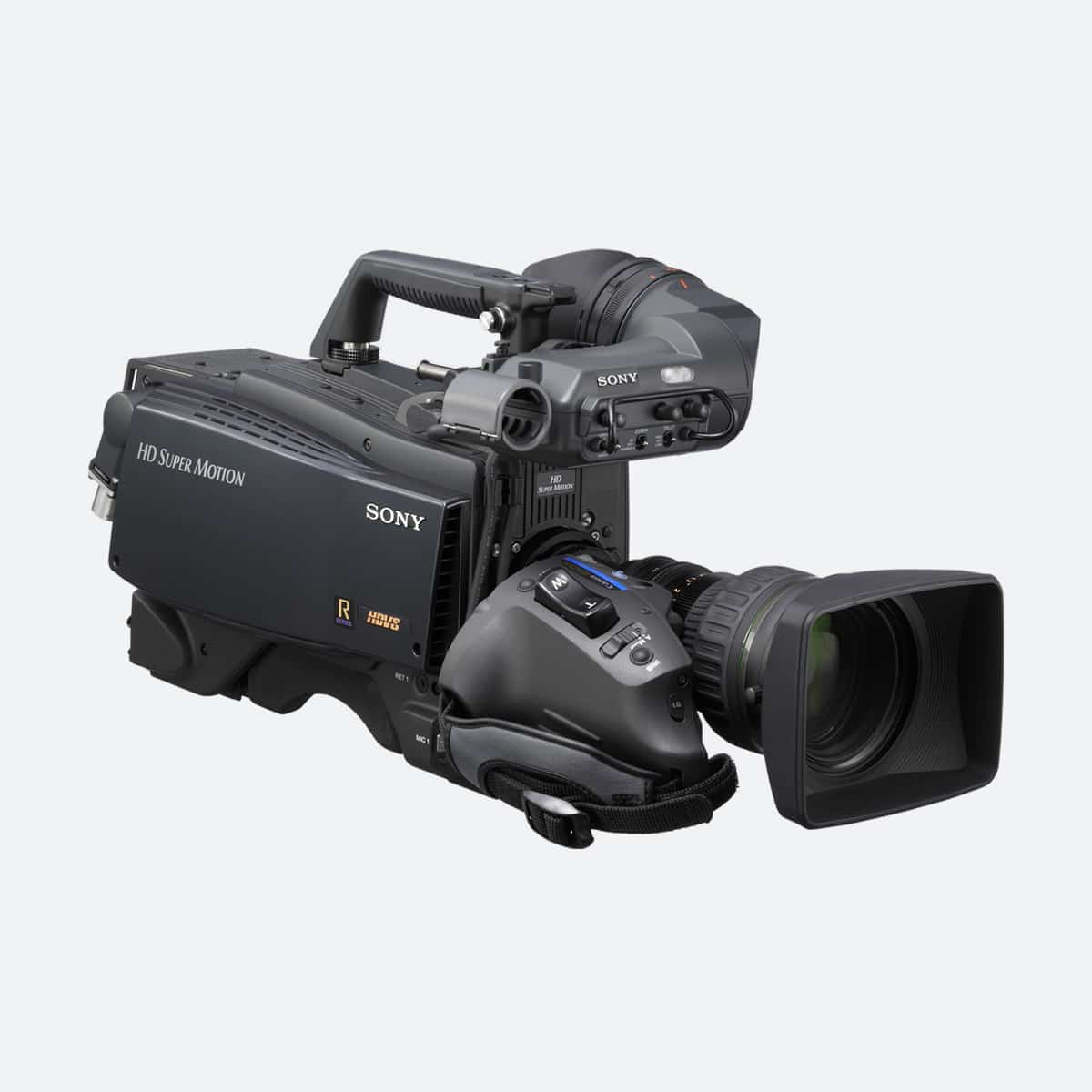 Sony HDC-3300R Super Slow Motion HD Camera Channel