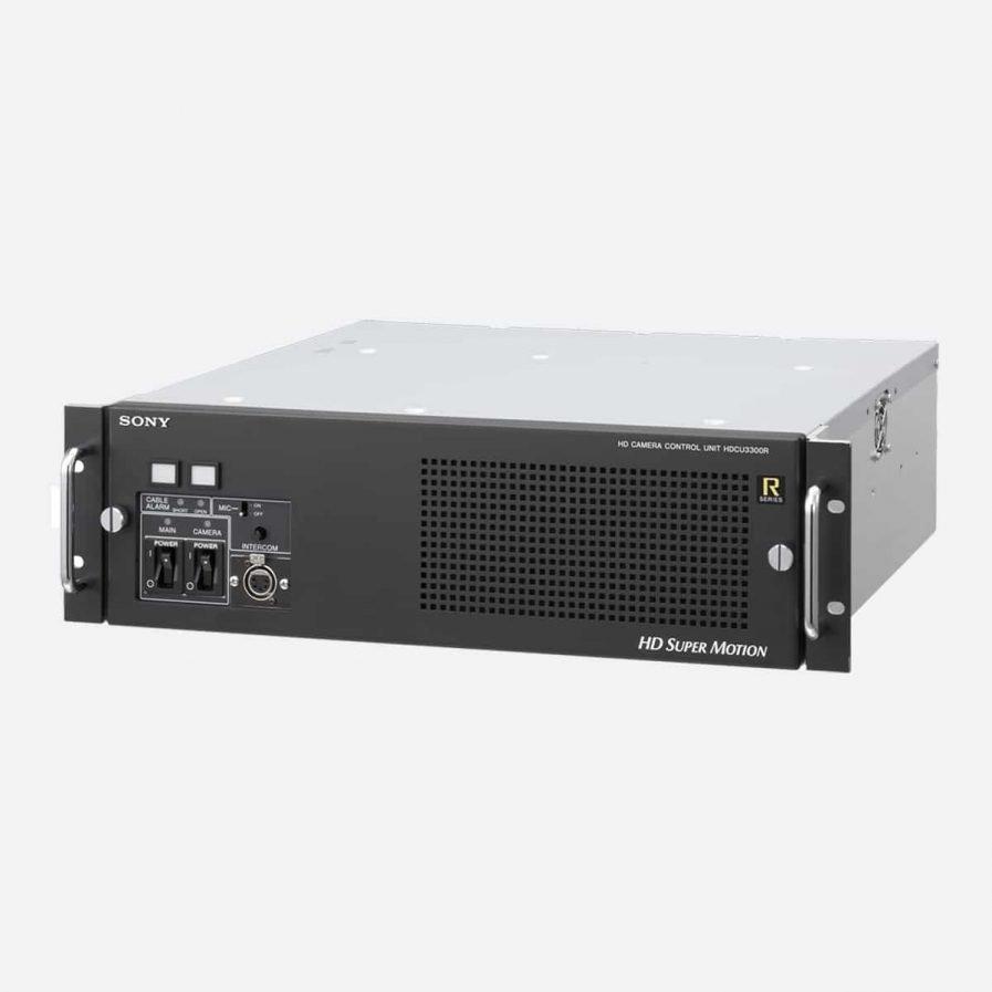 Sony HDCU-3300R HD Super Motion Camera Control Unit