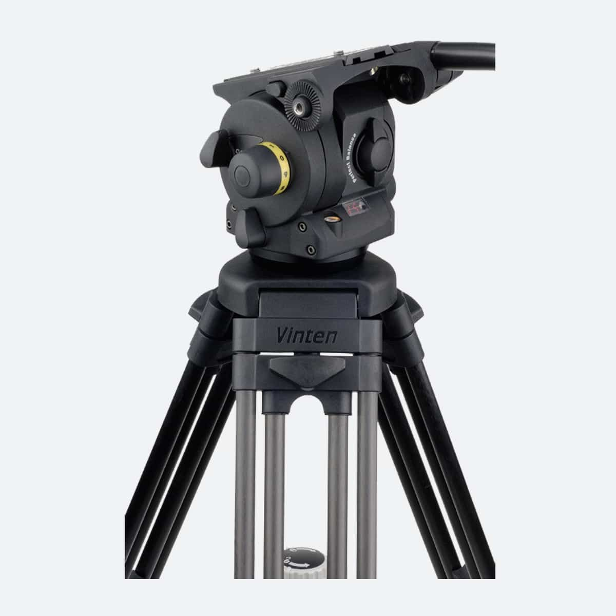 Vinten Vision 100 pan and tilt tripod head
