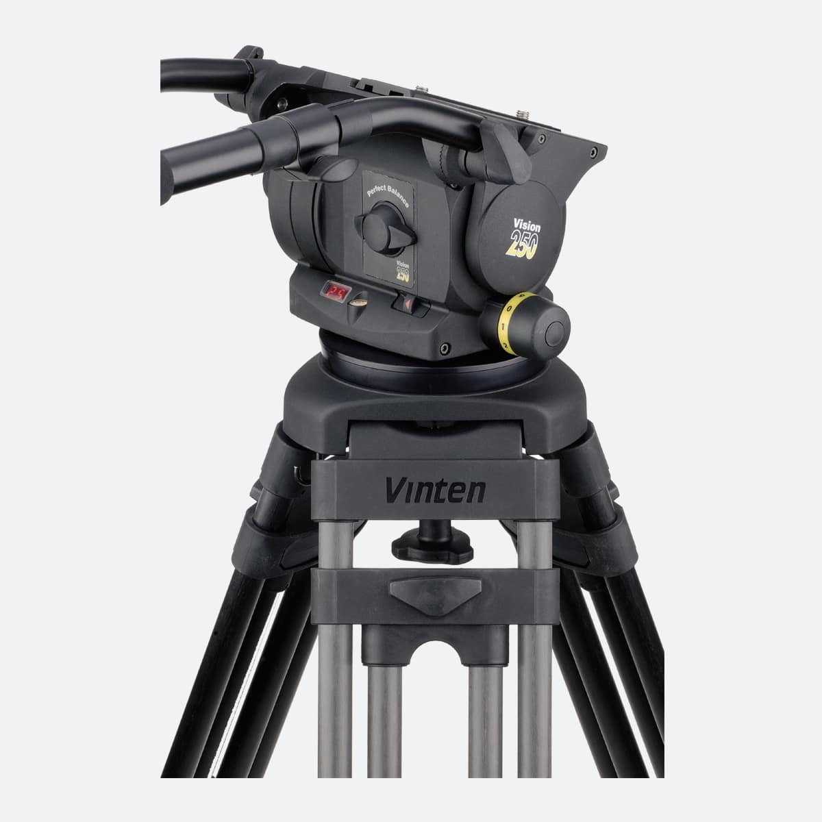 Vinten Vision 250 pan and tilt tripod head