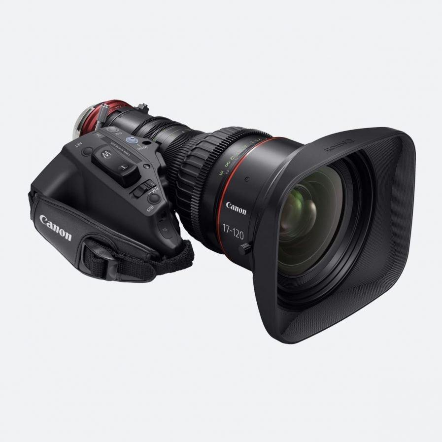 Canon CN7 x17 4K Lens