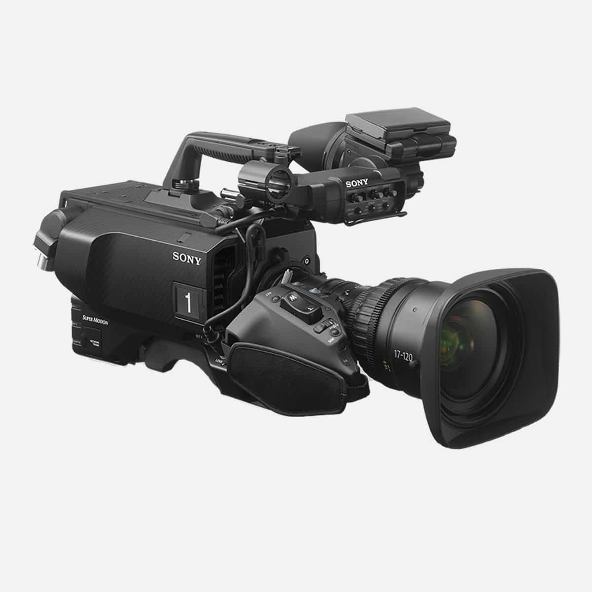 SONY HDC-4800 Ultra HIgh Frame Rate 4K Camera Channel