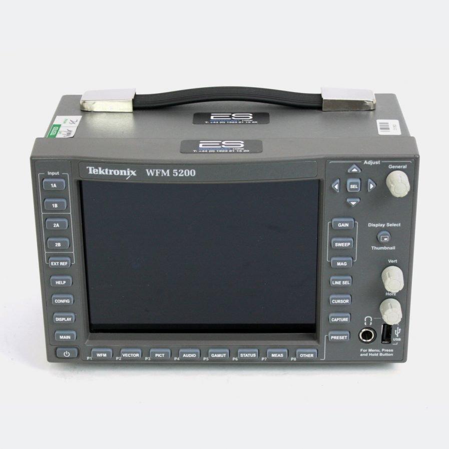 Tektronix WFM-5200
