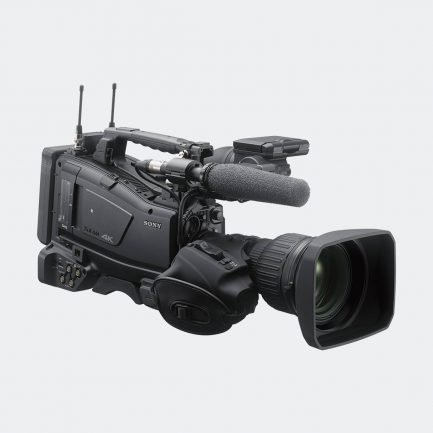 Sony PXW-Z450 4K camcorder