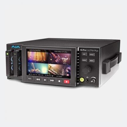 AJA Ki Pro Ultra Plus 4K Recorder
