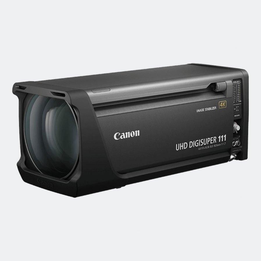 Canon UJ111x8.3B 111x 4K Field Box Lens