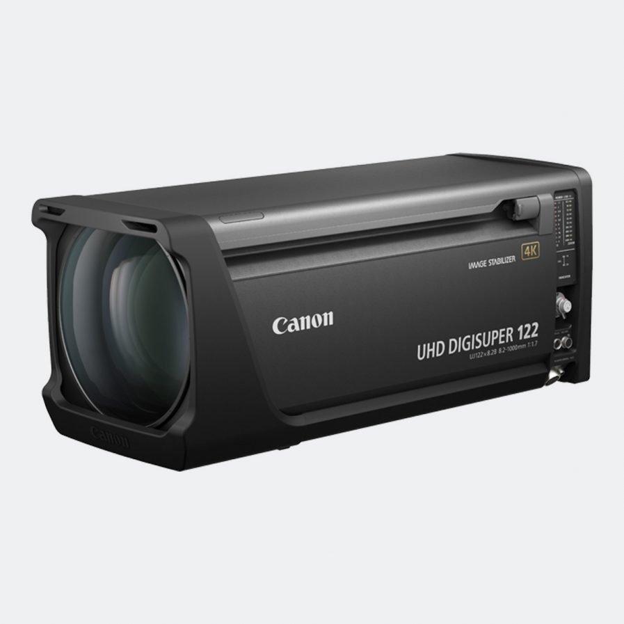 Canon UJ122x8.2B 111x 4K Field Box Lens
