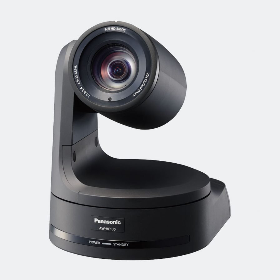 Panasonic AW-HE130 HD PTZ with Image Stabilization